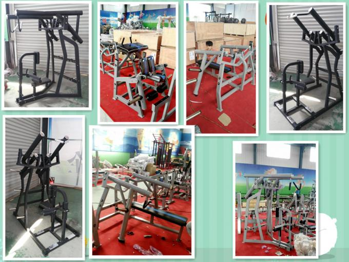 Gym Strength Fitness Equipment Biceps Curl Machine Strength Training