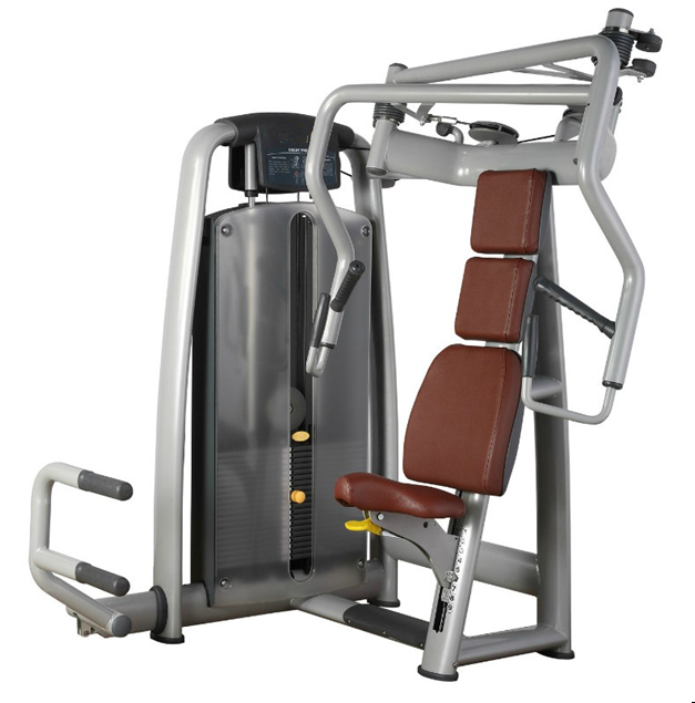 Power Training Seated Calf Raise Machine 1350*670*1080mm For Body Building