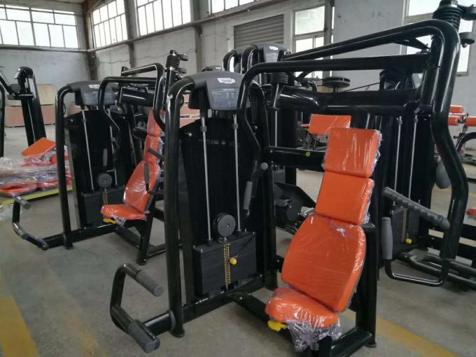 Hoist Power Training Plate Loaded Fitness Equipment , Hoist Strength Equipment