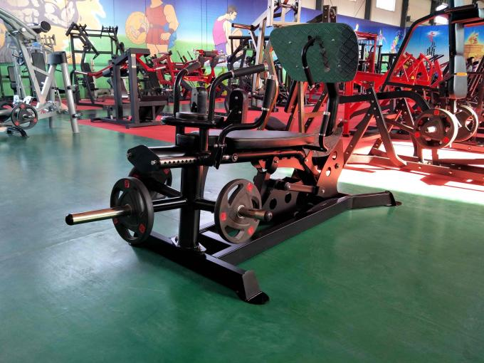 Hoist Plate Loaded Fitness Plate Loaded Leg Press Machine 1850*1330*1430mm