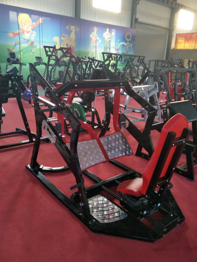 Professional Power Training Plate loaded Fitness Equipment Seated Leg Press Machine
