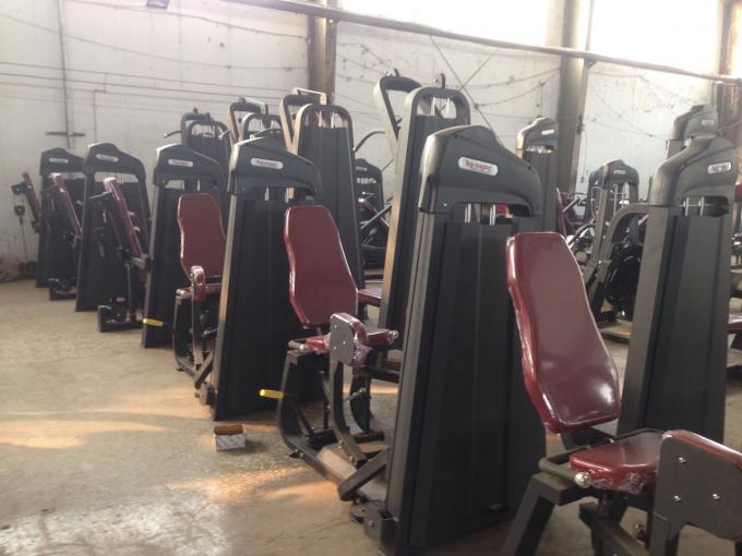 Strength Gym Club Physical Fitness Equipment , Leg Extension Equipment