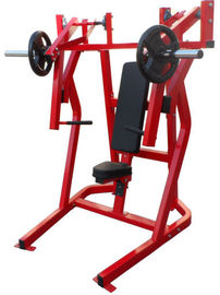 China Professional Free Weight Gym Equipment Hammer Strength Equipment with 2.5mm Thickness Tube supplier