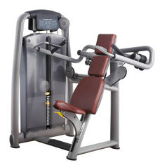 China Shoulder Exercise Machine With Steel Frame supplier