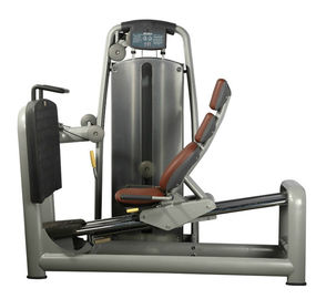 China Body Built Horizontal Leg Exercise Machines , 390kg Strength Training Equipment supplier