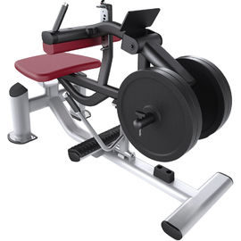 China Power Training Seated Calf Raise Machine 1350*670*1080mm For Body Building supplier