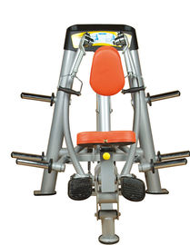 China Mid Row Power Training Plate Loaded Fitness Equipment With Self - Aligning Handles supplier