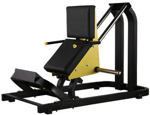 China 198kgs Safety Seated Calf Machine , Bodybuilding Calf Exercise Machine supplier
