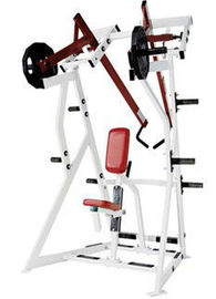 China Safety Iso Lateral Dy Row Machine , Health Keeping Plate Loaded Exercise Equipment supplier