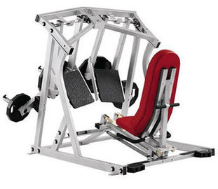 China Professional Power Training Plate loaded Fitness Equipment Seated Leg Press Machine supplier