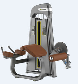 China Strength Fitness Prone Leg Curl Machine With Vacuum Foam Forming Cushion supplier