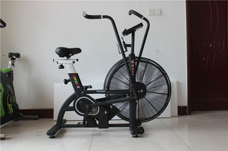 China Land Fitness Aerobic Fitness Equipment Assault Air Bike For Indoor Exercise supplier