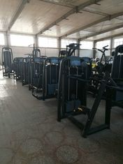 China Strength Gym Club Physical Fitness Equipment , Leg Extension Equipment supplier