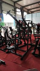 China Hammer Strength Free Weight Gym Equipments Iso Lateral Wide Pulldown Machine supplier
