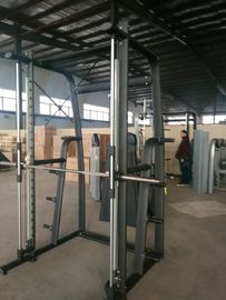 China Commercial Fitness  Smith Machine , Power Trainning Strength Fitness Equipment supplier