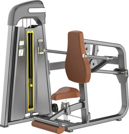 Professional Gym Workout Equipment , Seated Dip Machine Integrated Gym Trainer
