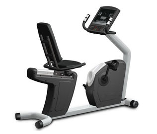 China Recumbent Cycle Cardio Elliptical Fitness Equipment 125/140kg 2120*690*1550mm factory