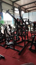 China Hammer Strength Free Weight Gym Equipments Iso Lateral Wide Pulldown Machine distributor