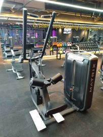 China Steel Commercial Pin Loaded Machines Affordable Exercise Equipment distributor