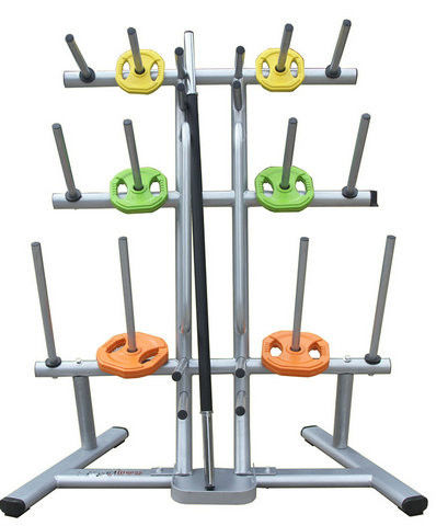 Indoor Gym Storage Rack Fitness Accessories Crossfit Ball Rack Dumbbel Rack