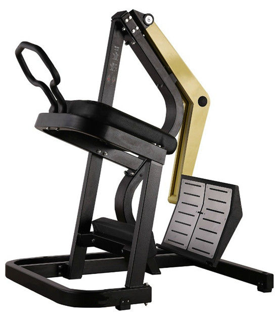 Indoor Man Fitness Workout Equipment , Integrated Gym Rear Kick Machine