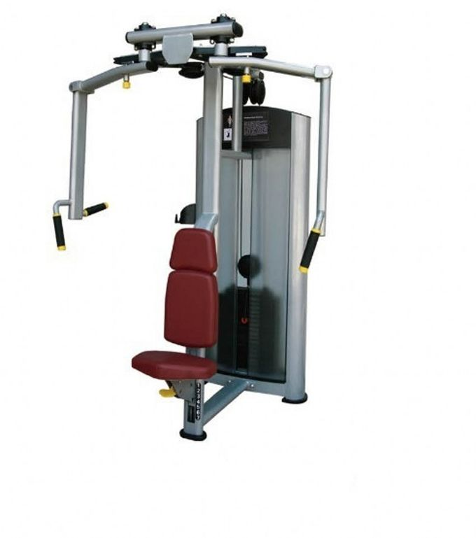 Heavy Duty Pectoral Pec Rear Delt Machine 218KG For Club Fitness Machine