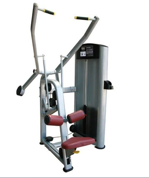 High Strength Aviation Steel Physical Fitness Equipment With Bright Paint Of Metal