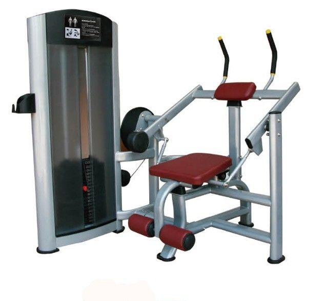 Professional Physcial Home Fitness Equipment , Back Extension Body Exercise Machine